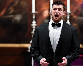 Handel Singing Competition