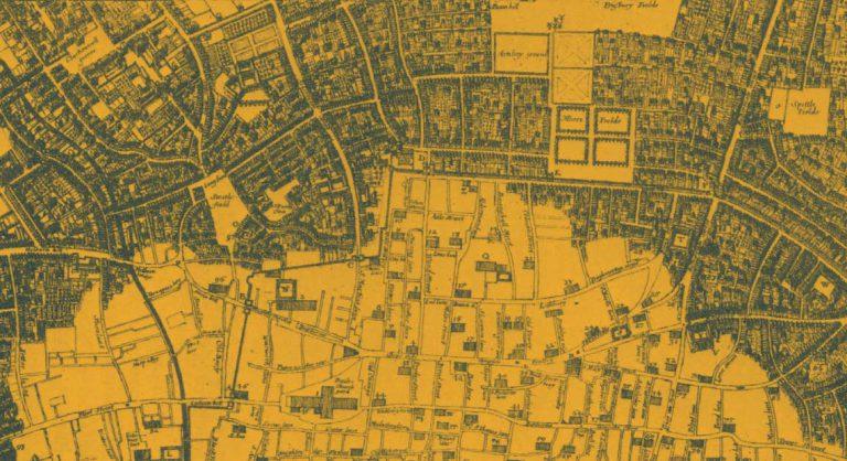 Handel & Hogarth and 18C contemporaries around Covent Garden