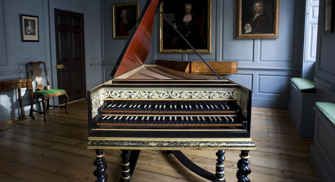 Handel at Home – The Goldberg Variations