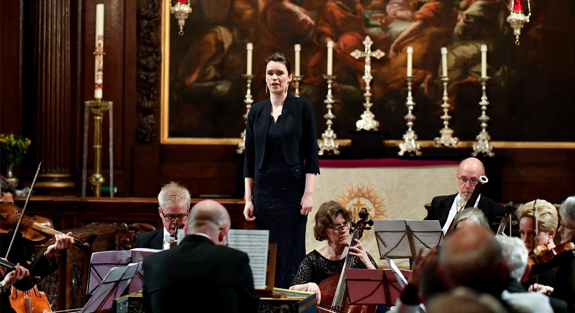 International Handel Singing Competition Final