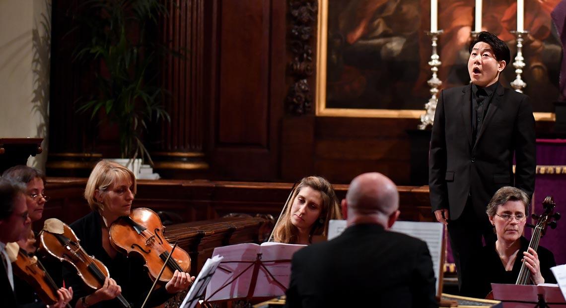 International Handel Singing Competition Semi-Final