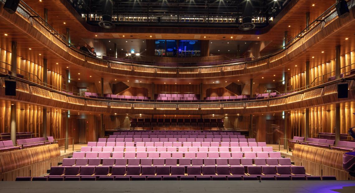 London Handel Festival - Linbury Theatre