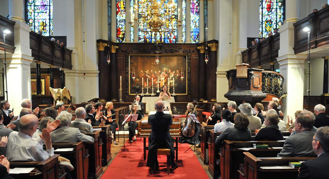London Handel Festival - Volunteer