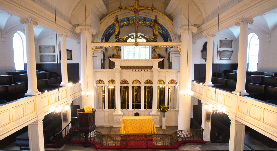 London Handel Festival - Grosvenor Chapel