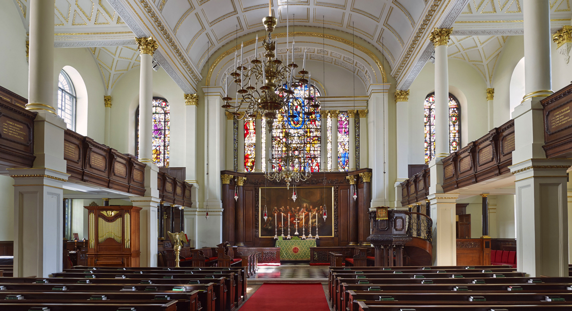 London Handel Festival - St George's, Hanover Square
