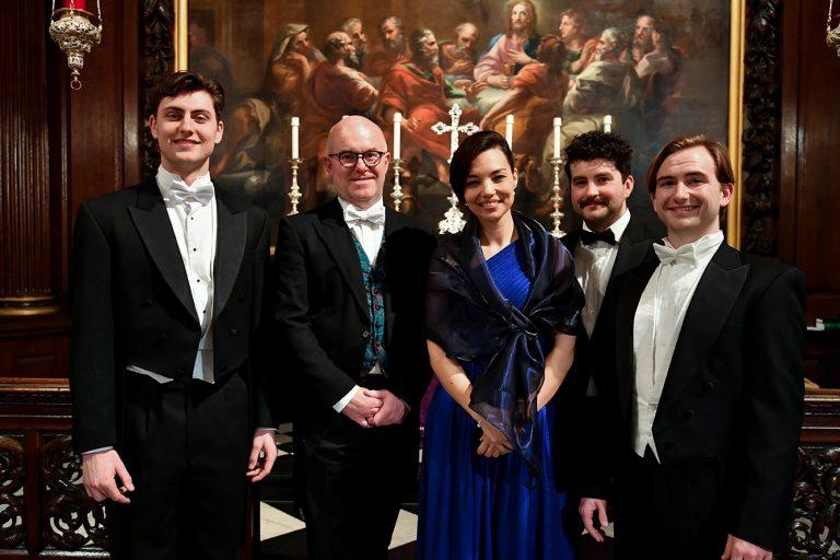 Handel Singing Competition – 2020 Final