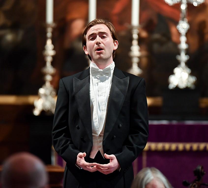 Recital – Patrick Terry (HSC 2019 winner of second prize)