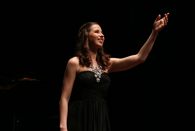 Recital – Morgan Balfour (2019 Handel Aria Competition winner) – Cancelled, see main page