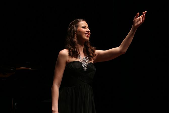 Recital – Morgan Balfour (2019 Handel Aria Competition winner)