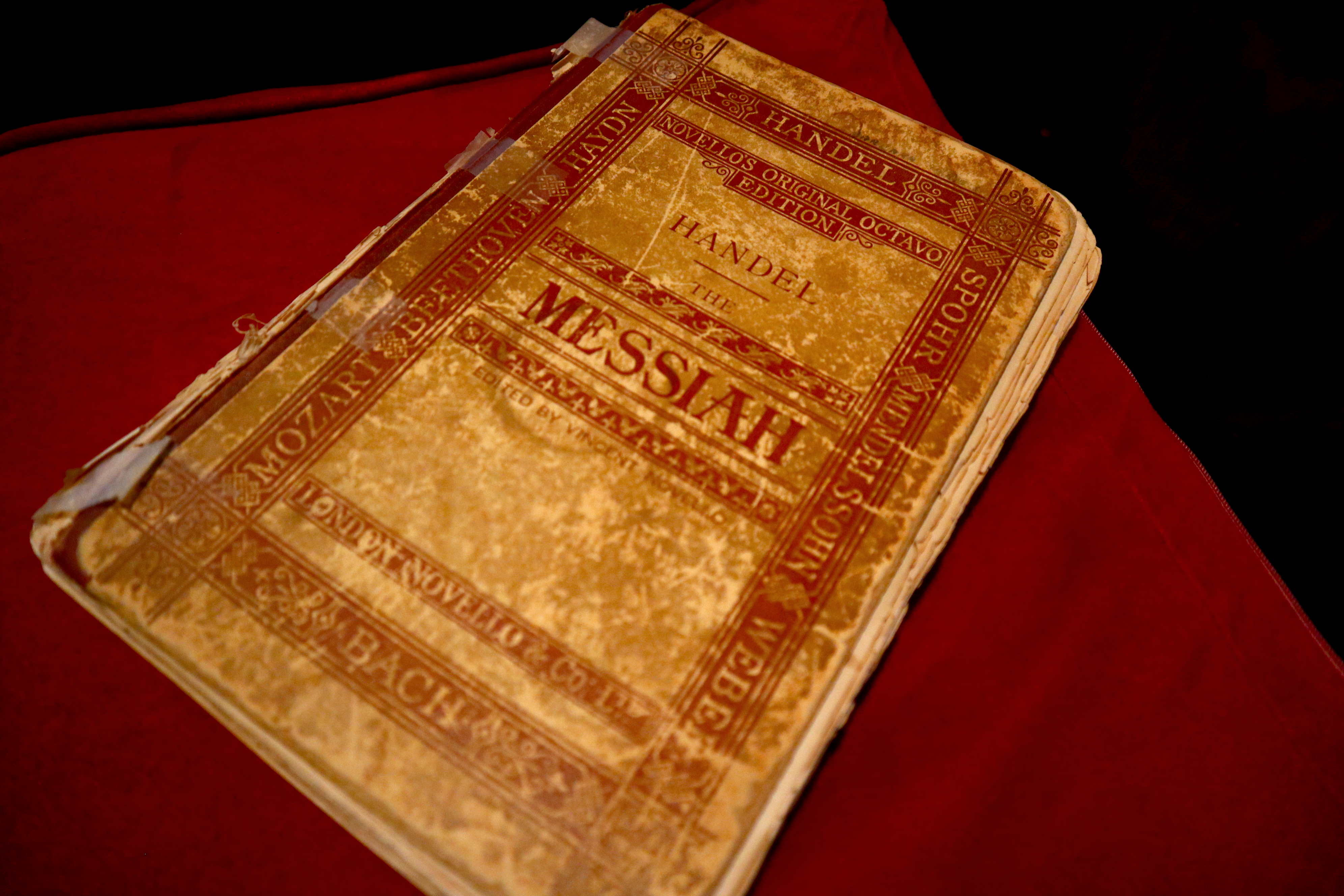 Messiah: hear from the experts
