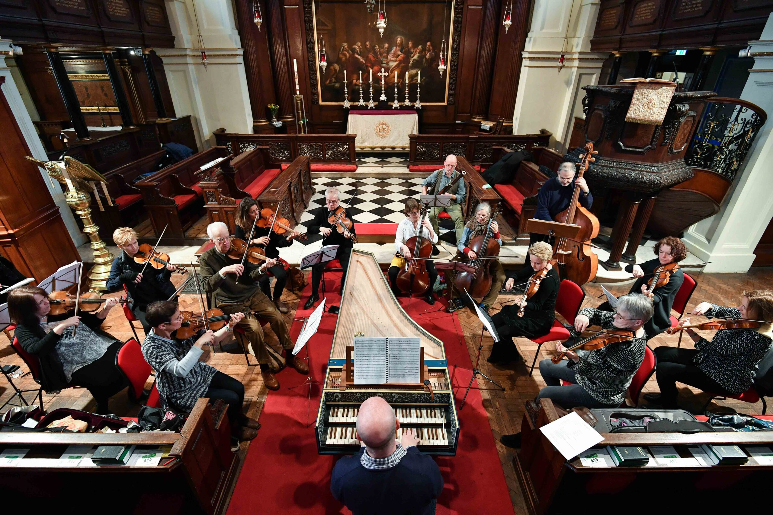 Messiah Reimagined Sing At Home Chorus December 2021
