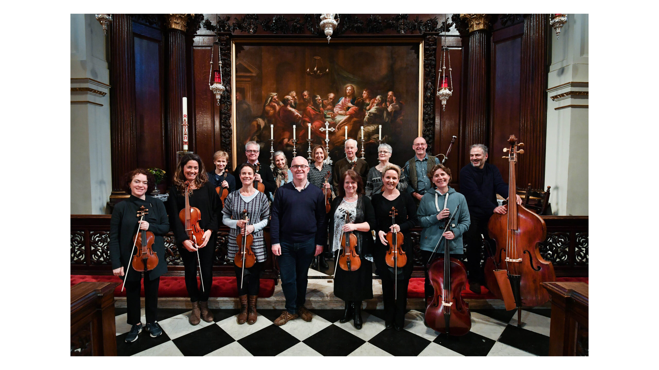 Messiah: Reimagined – Meet the Orchestra
